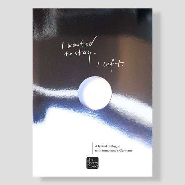 I wanted to stay I left – Book Cover   2b4.design